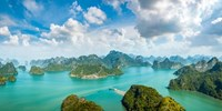 $1394 -- Vietnam Tour for 2 inc Halong Bay, 50% Off