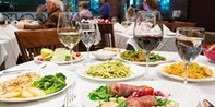 $89 -- 4-Course Italian Tasting Tour for 2 w/Wine, Reg. $224