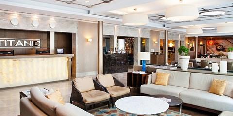 £46 -- Central Berlin Hotel w/Breakfast, Save 55%