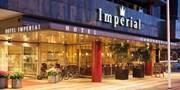133 € -- Kopenhagen: 4*-Hotel nahe Tivoli mit Cava, -43%