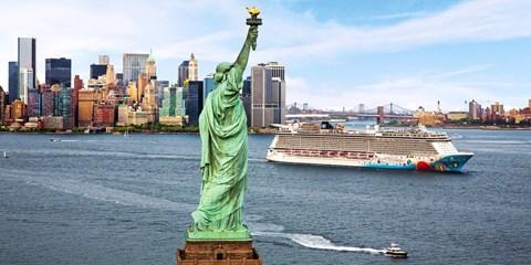 £1549pp -- All-Inc Bermuda Cruise w/Niagara Falls & NYC