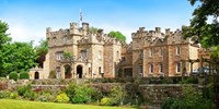 £175 -- 2-Night Northumberland Castle Stay w/Dinner, 45% Off