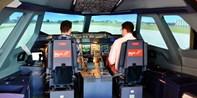 44 € -- Flugerlebnis im A380-Simulator in Düsseldorf, -44%
