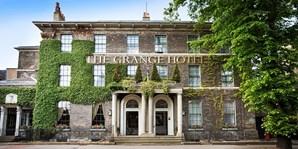 $207 -- York, UK: Heritage-Listed Hotel w/Dinner, 46% Off
