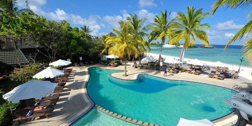 ab 1370 € -- Malediven: 2 Traumwochen mit Halbpension