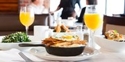 $39 -- Brunch for 2 w/'Bottoms Up' Endless Drinks, Saves 45%