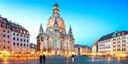 79 € -- Kurzreise nach Dresden mit ausgezeichnetem Frühstück
