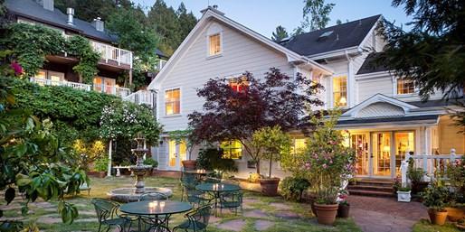 $169 -- Sonoma Inn w/Breakfast & Tasting for 2, Reg. $349