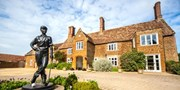 £65 -- 16th-Century Norfolk Manor Stay w/Prosecco, 38% Off