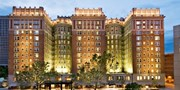 $129 -- Oklahoma City: 4-Diamond Skirvin Hilton, 50% Off