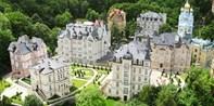 149 € -- Karlsbad: 3 Tage in Luxus-Villa mit Dinner, -64%