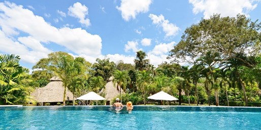 £196 -- Belize Jungle Lodge Stay inc Breakfast, 45% Off