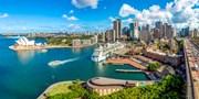 ¥4,800起 -- 含税!澳洲航空直飞悉尼3-30日自由行 含签证可升3年多次 另有暑期深度