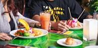 $37 -- Kahunaville: Tropical Dinner for 2 w/Drinks, Half Off