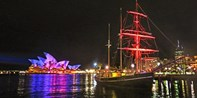 $55 -- Vivid Tall Ship Cruise w/Buffet & Drinks, 55% Off