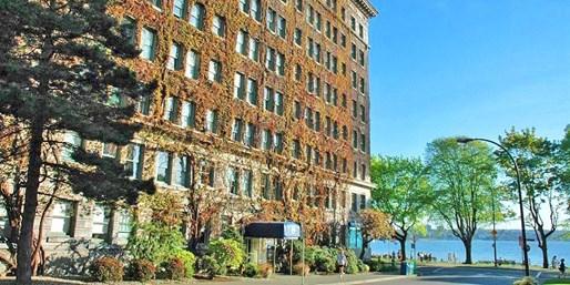 $179-$199 -- Stays in Landmark Vancouver Hotel through June