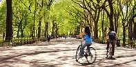 $9 -- Explore Central Park on a Bike Ride thru 2018, 50% Off
