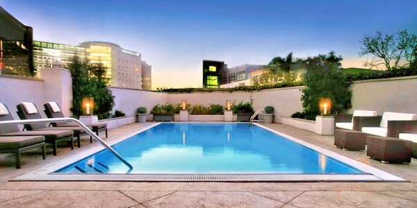 Sofitel: Beverly Hills Spa Day w/Rooftop Pool, $80 Off