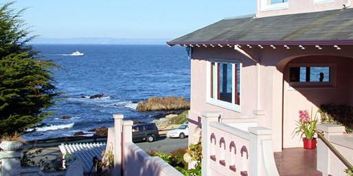 $349 -- Pacific Grove: 2 Nights at Oceanfront B&B, 50% Off