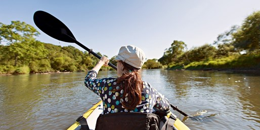 $15 & up -- Kayak or Canoe on Town Lake, 60% Off