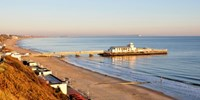 £59 -- Bournemouth Hotel Stay with Meals, Save 67%
