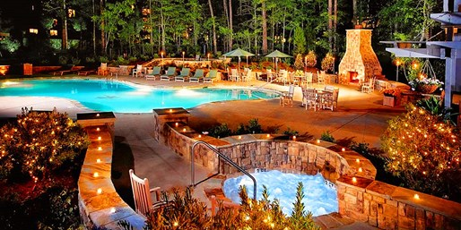 Travelzoo Deal: $159 -- Scenic Callaway Gardens Lodge w/Breakfast, Reg. $264
