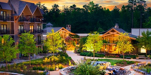 $169 -- Scenic Georgia Lodge Retreat w/Breakfast, Reg. $249