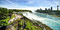 $65 -- Niagara Falls Stay w/Ruth's Chris Steak House Credit