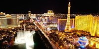 Winter Flights to Las Vegas into February