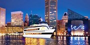 $43 -- Inner Harbor Dinner Cruise: 50% Off This Fall Only