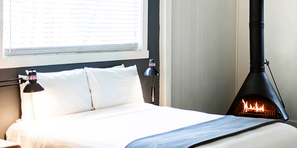 $159 -- Sonoma: Chic Guerneville Hotel w/Tastings, 55% Off