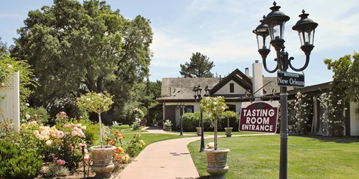 Solvang Winery Tour for 2 w/Tastings & Apps, 70% Off
