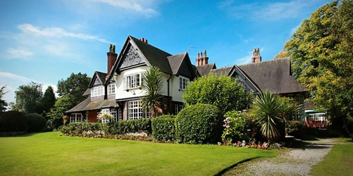 £139 & up -- Cheshire: 2-Night Country-House Stay, Save 33%