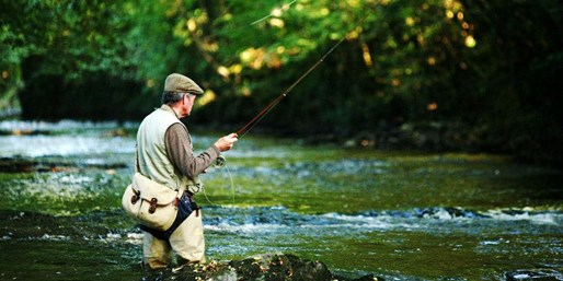 £49 -- Half-Day Private Fly Fishing Tuition, Reg £110