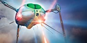 £125pp & up -- 'The War of the Worlds' & 4-Star London Stay