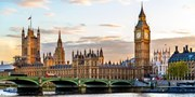 £89pp -- Houses of Parliament Tour & 4-Star London Stay