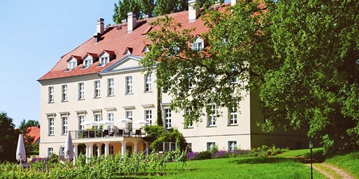 89 € -- Kulinarische Auszeit in Mecklenburg mit Menü, -51%