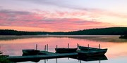 $129 -- Escape to a Romantic Lakeside Catskills Inn w/Meals