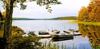 $129 -- Lakeside Catskills Inn through Fall Foliage w/Meals