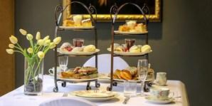 $45 -- Adelaide: High Tea for 2 inc Sparkling Wine, Save 38%