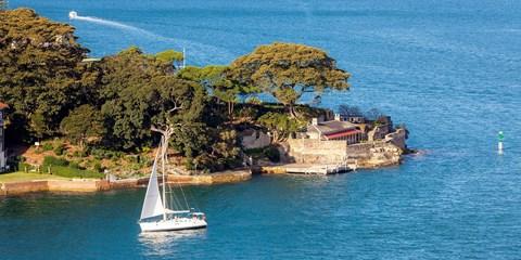 $462 -- 47 折 迎南半球夏日 悉尼 3 小時帆船航行體驗班 專人指導