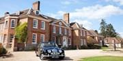 £149 -- Kent: 'Elegant' Manor Stay w/Dinner & Wine, 35% Off