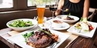 $39 -- Sun In My Belly: Zagat-Praised Dinner for 2, 60% Off