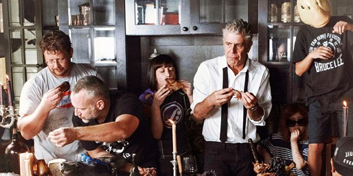 $33 -- Anthony Bourdain: Nov. 12 in St. Louis, 50% Off
