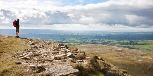 £27 -- Yorkshire Three Peaks Challenge Guided Walk, Reg £45