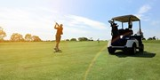 $29 -- Dunham Hills Golf: 18 Holes w/Cart & Driving Range