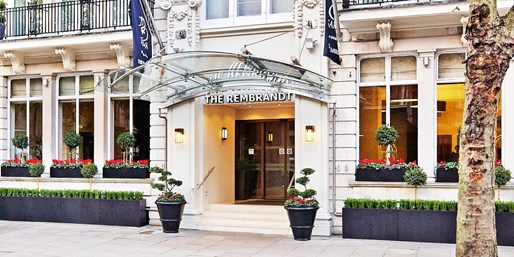 £159 -- London: Kensington Stay w/Extras, Was up to £261