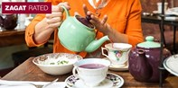 'Whimsical' Midweek Tea Party at Zagat-Pick Alice's Tea Cup