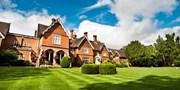 £99 -- Hampshire: Victorian Hunting Lodge Stay w/Wine