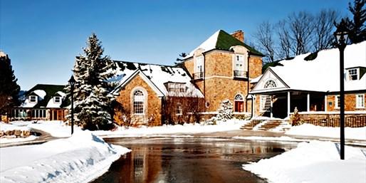 $109 -- Tudor-Style Inn West of Toronto, Reg. $195